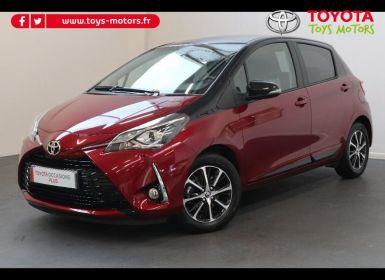 Toyota YARIS 110 VVT-i Design 5p RC18 Occasion