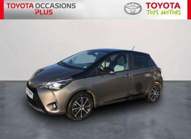 Voiture Toyota YARIS 110 VVT-i Design 5p RC18 Occasion