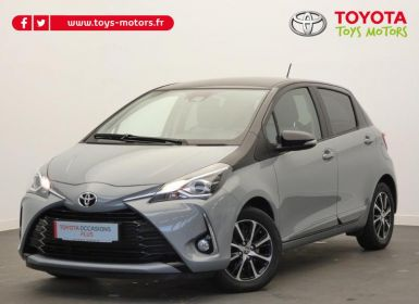Voiture Toyota YARIS 110 VVT-i Design 5p RC18 Occasion