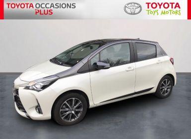 Acheter Toyota YARIS 110 VVT-i Design Y20 5p MY19 Occasion