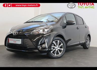 Voiture Toyota YARIS 110 VVT-i Design Y20 5p MY19 Occasion