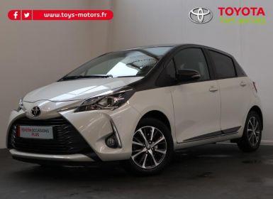 Voiture Toyota YARIS 110 VVT-i Design Y20 5p MY19 Occasion