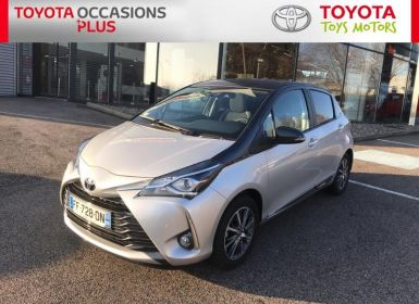 Voiture Toyota YARIS 110 VVT-i Design Y20 Connect 5p MY19 Occasion