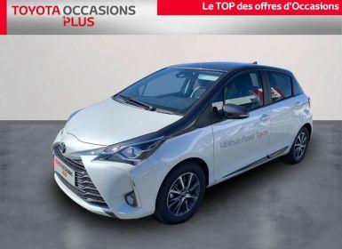 Acheter Toyota YARIS 110 VVT-i Design Y20 CVT 5p MY19 Occasion