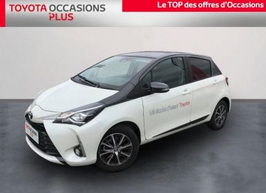 Toyota YARIS 110 VVT-i Design Y20 Pack Confort Plus - Pack Connect Occasion