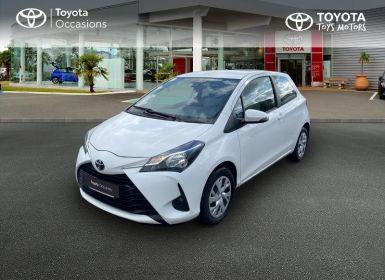 Toyota Yaris 110 VVT-i France 3p
