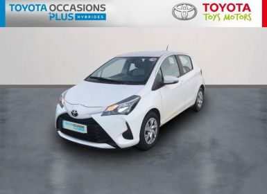 Voiture Toyota YARIS 110 VVT-i France 5p Occasion