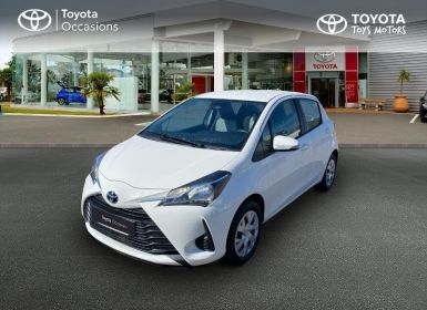 Vente Toyota Yaris 110 VVT-i France 5p MY19 Occasion