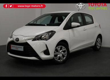 Acheter Toyota YARIS 110 VVT-i France Connect 5p MY19 Occasion