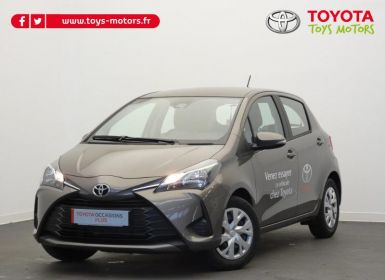 Voiture Toyota YARIS 110 VVT-i France Connect 5p MY19 Occasion