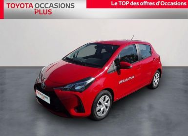 Vente Toyota YARIS 110 VVT-i France Connect 5p MY19 Occasion