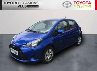 Toyota YARIS 110 VVT-i France Connect CVT 5p MY19 Occasion