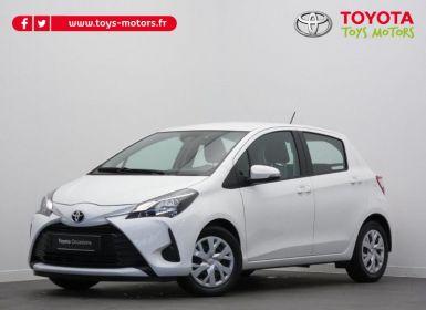 Vente Toyota Yaris 110 VVT-i France Connect CVT 5p MY19 Occasion