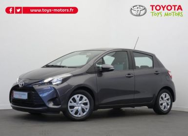 Achat Toyota Yaris 110 VVT-i Ultimate 5p Occasion