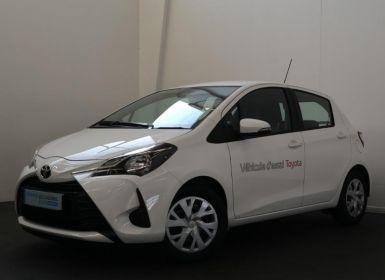 Voiture Toyota YARIS 110 VVT-i Ultimate CVT 5p Occasion