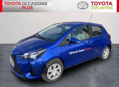 Achat Toyota YARIS 110 VVT-i Ultimate CVT 5p Occasion