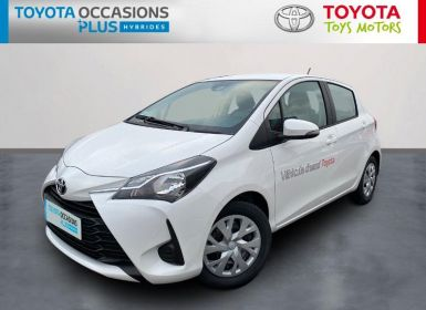 Voiture Toyota YARIS 110cv VVT-i France Connect Automatique-CVT 5p Occasion