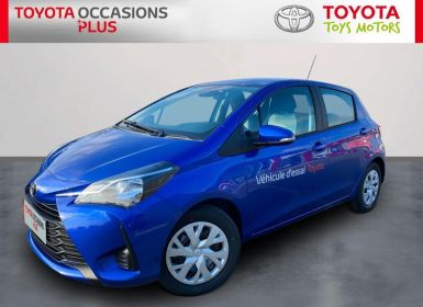 Voiture Toyota YARIS 110cv VVT-i Ultimate - Pack confort - GPS - Automatique-CVT 5p Occasion