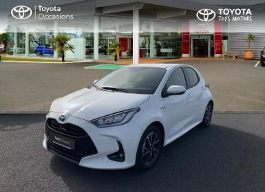Achat Toyota Yaris 116h Design 5p Occasion