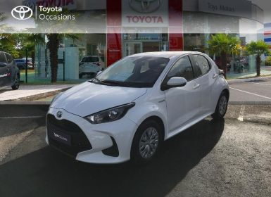 Vente Toyota Yaris 116h France 5p Occasion