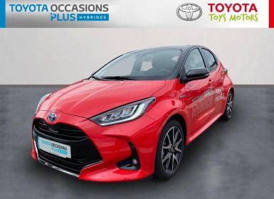 Vente Toyota YARIS 116h Première Occasion