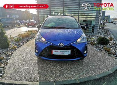 Acheter Toyota YARIS 69 VVT-i Design 5p Occasion
