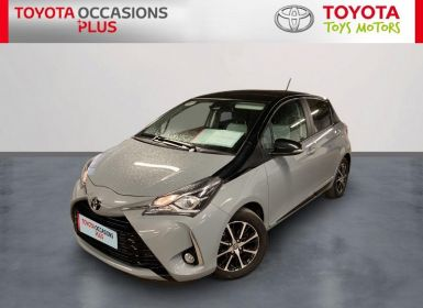 Achat Toyota YARIS 70 VVT-i Design 5p RC18 Occasion