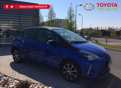 Achat Toyota Yaris 70 VVT-i Design 5p RC18 Occasion