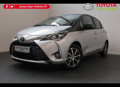 Voiture Toyota YARIS 70 VVT-i Design Y20 5p MY19 Occasion
