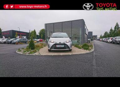 Achat Toyota Yaris 70 VVT-i Design Y20 5p MY19 Occasion