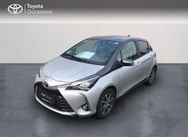 Vente Toyota Yaris 70 VVT-i Design Y20 5p MY19 Occasion