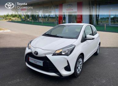 Toyota Yaris 70 VVT-i France 3p MY19