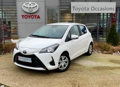 Toyota YARIS 70 VVT-i France 5p MY19 Occasion