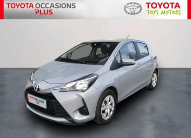 Voiture Toyota YARIS 70 VVT-i France 5p MY19 Occasion