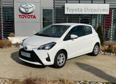 Achat Toyota YARIS 70 VVT-i France 5p MY19 Occasion