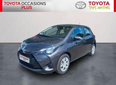 Vente Toyota YARIS 70 VVT-i France 5p MY19 Occasion