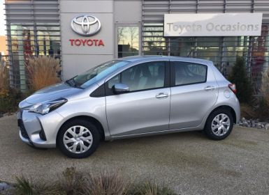 Voiture Toyota YARIS 70 VVT-i France Connect 5p MY19 Occasion