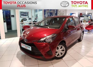 Achat Toyota YARIS 70 VVT-i France Connect 5p MY19 Occasion