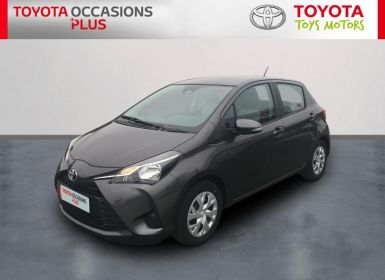 Vente Toyota YARIS 70 VVT-i France Connect 5p MY19 Occasion