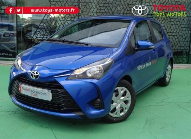 Achat Toyota YARIS 70 VVT-i France Connect 5p RC19 Occasion