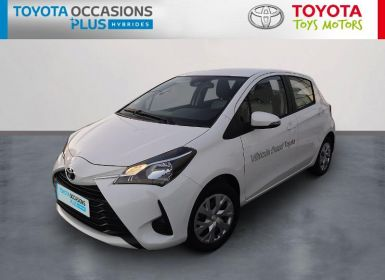 Voiture Toyota YARIS 70cv VVT-i France Connect 5p Occasion