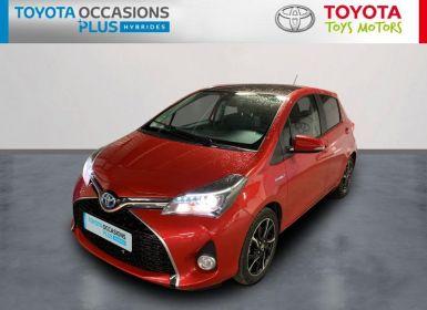 Acheter Toyota YARIS HSD 100h Design 5p Occasion