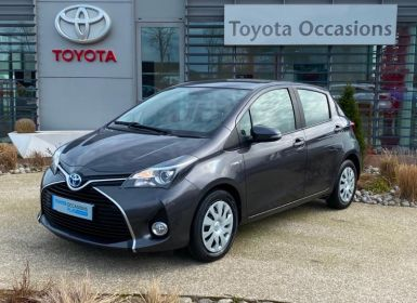 Voiture Toyota YARIS HSD 100h Dynamic 5p Occasion