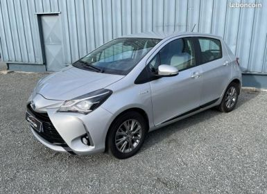 Vente Toyota Yaris hybrid 100h dynamic business Occasion