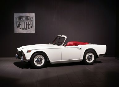 Triumph TR4A IRS