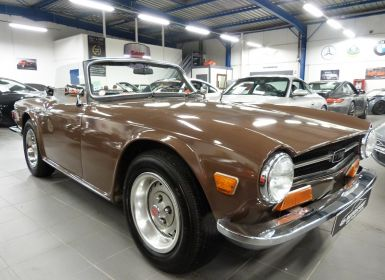 Vente Triumph TR6 2.5 6 CYLINDRES Occasion