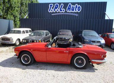 Triumph TR6 CARBU