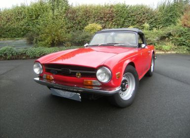 Achat Triumph TR6 PI 150 CV INJECTION Occasion