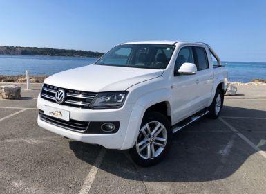 Vente Volkswagen Amarok 2.0 BITDI 180CH HIGHLINE 4MOTION PERMANENTE BVA Occasion
