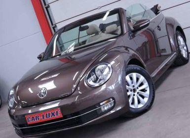Vente Volkswagen Beetle 1.6 TDI 1O5CV DESIGN GPS CUIR CLIM COUPE VENT Occasion